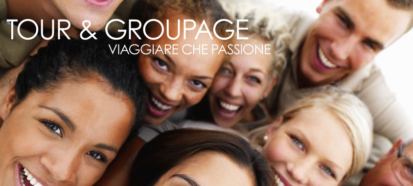 immagine per tour e groupage