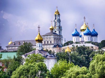 immagine per San Pietroburgo Mosca e l'Anello d'oro