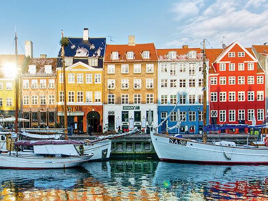 immagine per Copenaghen e Fiordi Norvegesi