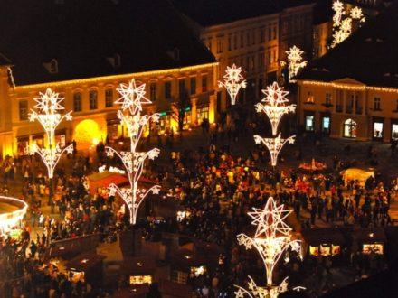 immagine per i Mercatini di Natale Romania