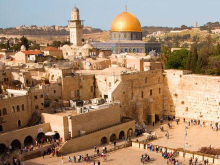 immagine per Giordania e Terra santa, Gerusalemme
