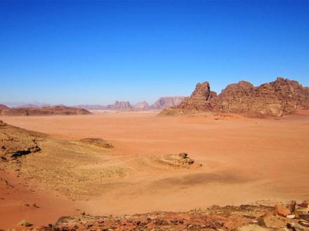 immagine per Giordania e Wadi Rum
