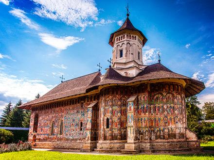 immagine per La Magia dell'Inverno in Bucovina