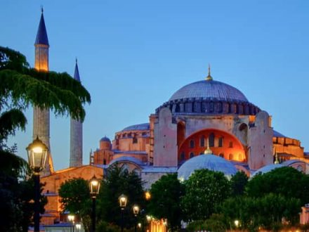 immagine per Pasqua ad Istanbul