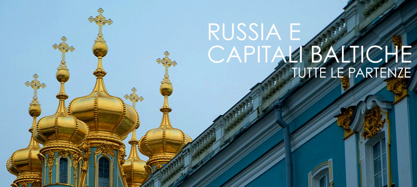 immagin epr Russia e Captali Baltiche