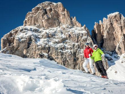 immagine per Non solo sci nel cuore delle Dolomiti